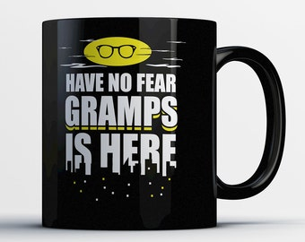 Gifts for Gramps - Gramps Mug - Funny Gift for Gramps - Grandpa Gramps Coffee Cup