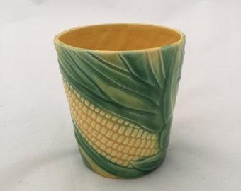 Antique Corn Design Cup
