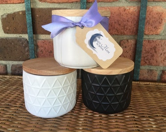Handmade Soy Candle - Modern Mode