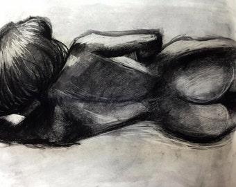 Kari Figure Drawings