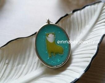 Kawaii Animal Charm Necklace