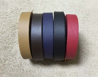 Faux Suede Cord, Faux Leather Cord, Soft Suede Cord, Flat Suede Cord, Leather Cord, String Cord, Leather String Cord, 10mm Suede Cords