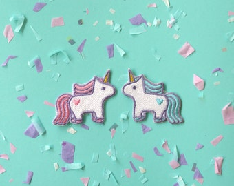 Unicorns in Love patch set
