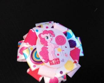 Pinkie Pie Hair Bow