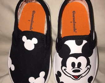 Custom made to order shoes- Mouse shoes