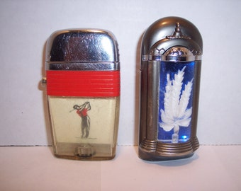 A-5  A Set of Two Lighters