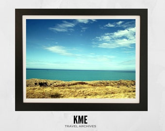 Kaikoura, New Zealand: Print 018