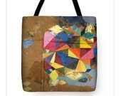 The World of the heart personalized artist tote