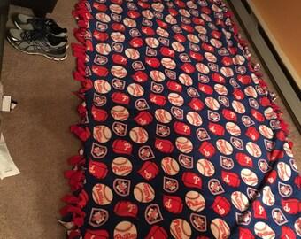 Handmade Custom Fleece Blankets