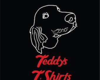 Teddy's T-Shirt Logo