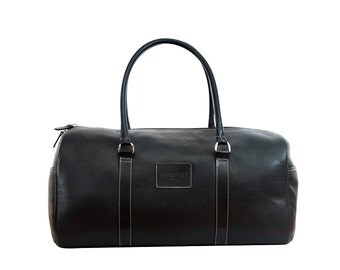 Suitcase of travel LL 272, black