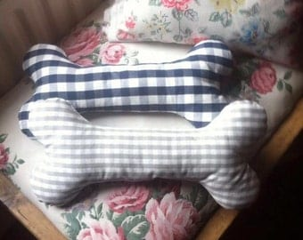 Dog bone cushion