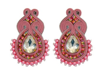 Earrings Soutache Rania S2