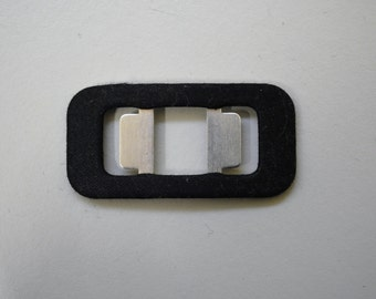 narrow buckle, custom color, cutom made