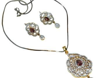 RV fashion designer Necklace set