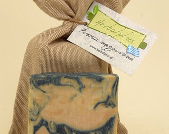 Natural soap with thermal water and essential oils Type-2
