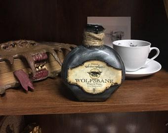 Wolfsbane Harry Potter Potion