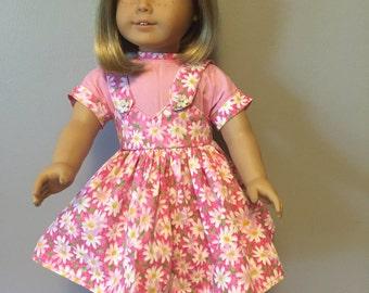 AG pretty pink daisy dress