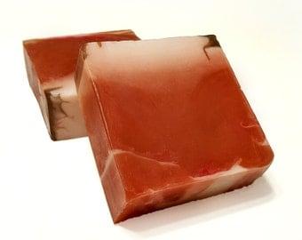 Sunrise Soap / a Warm Citrus & Soft Spice / Phthalate Free / ORGANIC / Gluten free!