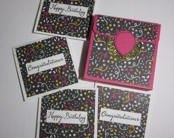 Mini Card Set With Box