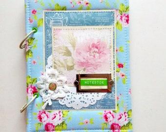 Notebook. Hand made