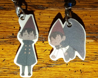 Over The Garden Wall Wirt Charms