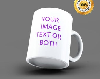 personalised creat your own mug