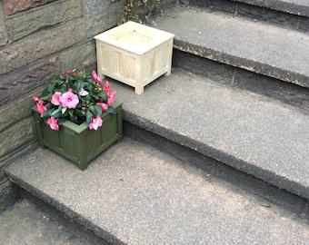 Miniature Single Pot Holder (Free Delivery) garden planter, outdoor planter