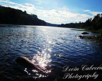 Delaware River Photograph