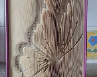 Butterfly 2 Book Folding Pattern