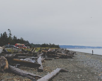 Deception Pass State Park, Whidbey Island, WA - Photography Print
