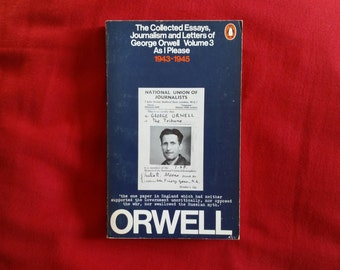 george orwell pleasure spots essay