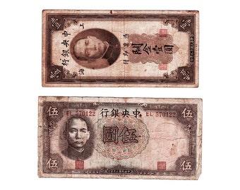 China Banknotes