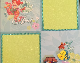 Disney Princess Ariel Scrapbook Set *LIMITED EDITION*