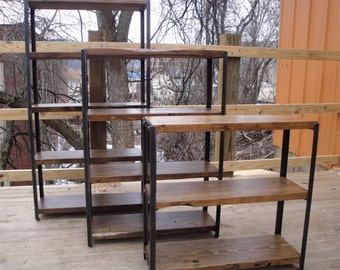 Americana Bookcases, bookcase, shelves, stands