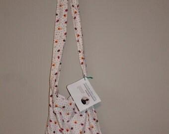 Babaco Market Bag (whitehearts)