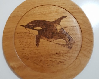 Orca plate
