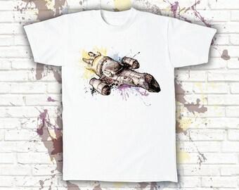 Firefly Serenity - Original Art - White T-Shirt
