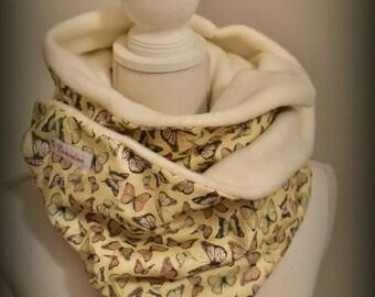 Scarf Butterfly butterflies loop loop scarf