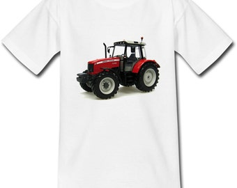 T-shirt child Red Tractor