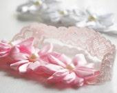 BELLA Baby Headband Set // Baby Shower Gift // Baby Girl Gift // Newborn Headband Set  // Whimsical Floral Headbands