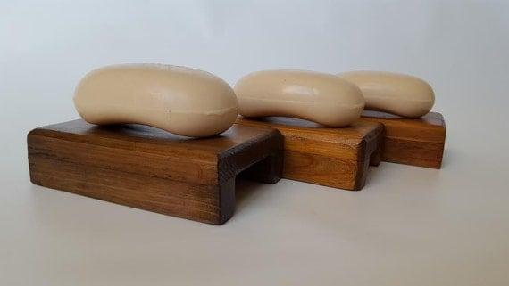Cedar Soap Dish/ Raised Cedar Soap Dish/Wood Soap Dish/ Rustic Soap Dish/ Soap Dish/ Soap Holder/ Soap Tray/ Soap Deck