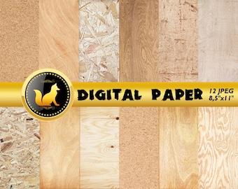 Nature Wood Paper,Light Wood digital,Wood texture,Boho Wood Scrapbook Paper,Old Wood Background,Rustic Wood,Distressed Wood,Wood Backdrop