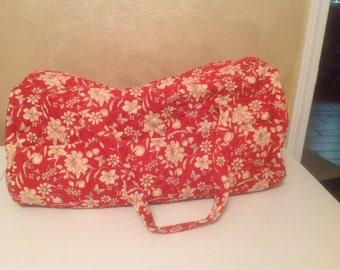 Weekender Bag - Red