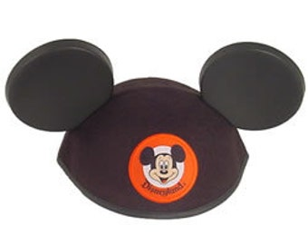 Personalized Disneyland Infant Black Mickey Mouse Ear Hat