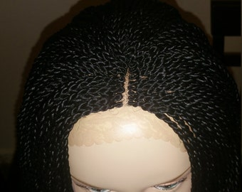 Braided Senegalese Twist wig