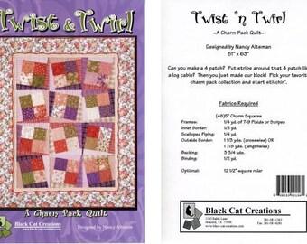 Twist & Twirl Pattern