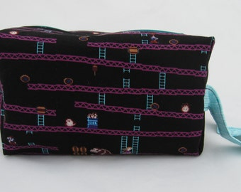 Donky Kong Box Bag