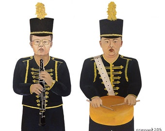 Marching Band Dictators