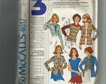 McCall's Misses' Dress Pattern 3551
